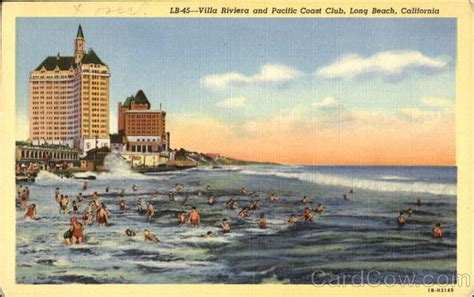 Pch Club Long Beach - villa riviera and pacific coast club long beach ca