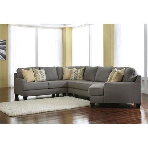 4 piece sectionals signature design by ashley furniture chamberly 4 piece