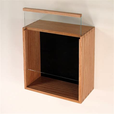 Kitchen Cabinet Displays by Custom Shadow Box Display Case By Jm Craftworks