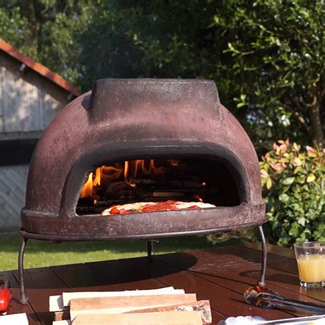 pizza oven terracotta pizza oven world market