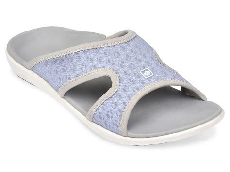 slide sandals womens spenco s slide sandal ebay