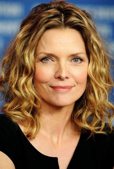 hairstyles with highlights for women over 50 michelle pfeiffer