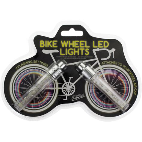 Motorcycle Wheel Lights by Bike Wheel Led Lights Iwoot