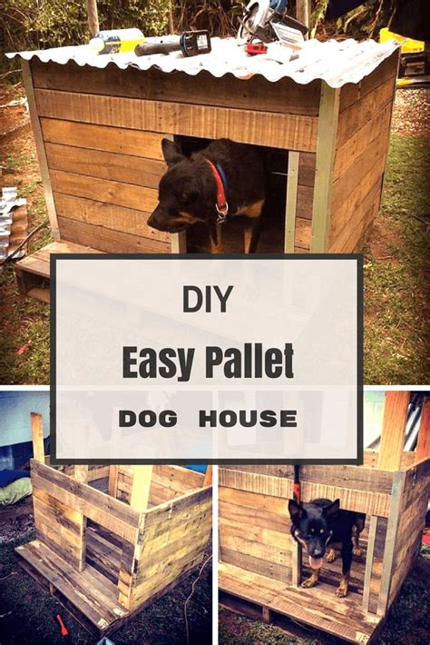 diy dog houses 21 awesome diy dog houses with free step by step plans