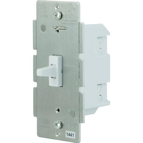 ge add on in wall smart switch toggle white 12728 the