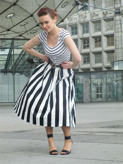 Maxi Stripe Fransisca cassidy h m dress as top asos striped midi