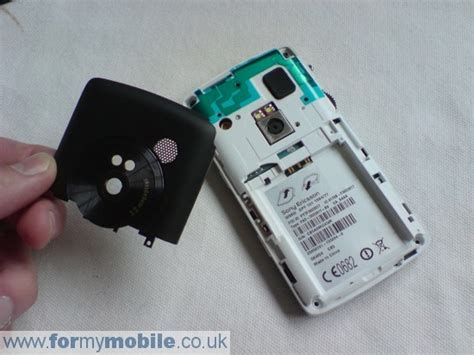 Lcd W960i sony ericsson w960i disassembly screen replacement and repair