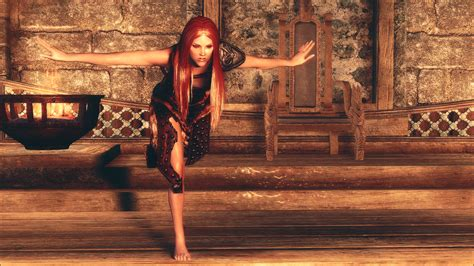 hairstyles and physics nexus female hairstyles with physics at skyrim nexus mods and