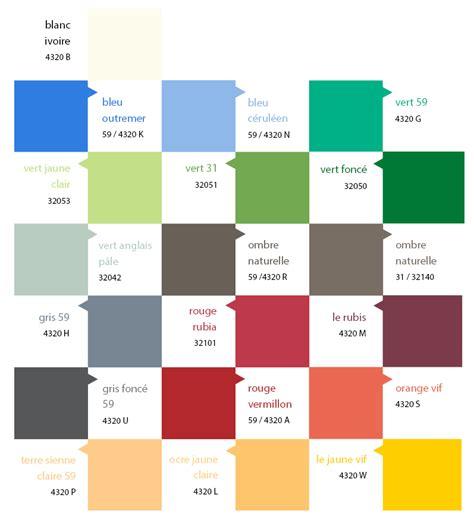 Le Corbusier Farben by Farben