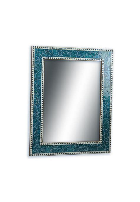 decorative mirror and glass crackled glass decorative wall mirror mosaic glass wall