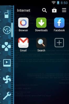 themes jarvis android jarvis android theme for smart launcher 2 androidlooks com