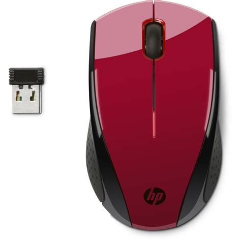 Mouse Hp X3000 hp x3000 wireless mouse k5d26aa aba b h photo