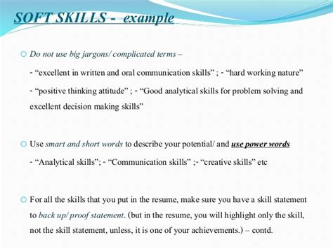 Describe Analytical Skills Resume by Resume Writing Draft