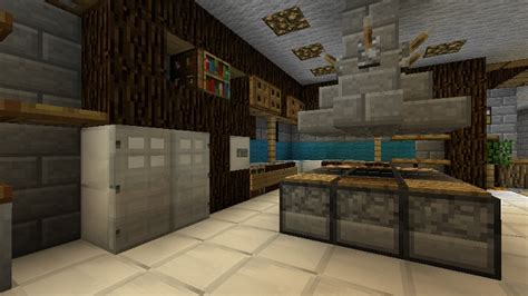 Kitchen Island Small Kitchen Designs by Minecraft Furniture Kitchen