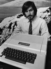 biography of steve jobs founder of apple steve jobs dead biography of apple visionary daily mail
