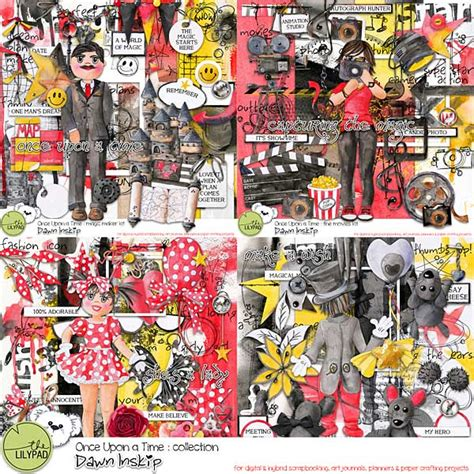 once upon a time collection the lilypad bundles collections once upon a time collection