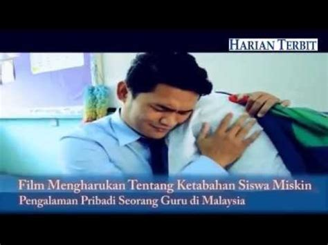 film pendek romantis sedih sedih banget dan mengharukan kisah nyata murid miskin