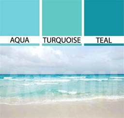 Turquoise decor ideas for the bedroom completely coastal