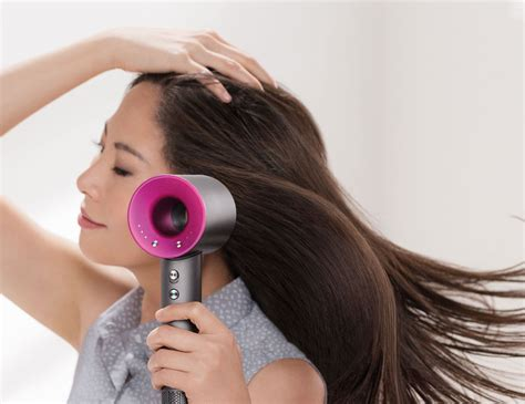 Dyson New Hair Dryer the new dyson supersonic hair dryer 187 gadget flow