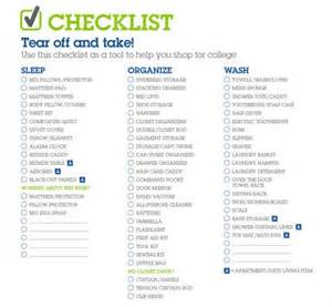 bed bath and beyond dorm checklist must haves college pinterest college dorm and