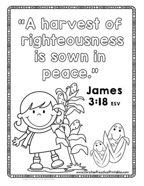 autumn bible coloring pages fall leaf bible printables christian preschool printables