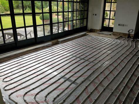 Underfloor Heating Installers   Underfloor Heating Systems Ltd