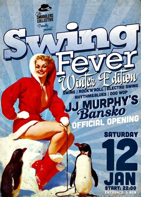 swing fever swing fever at jj murphy s bansko bansko