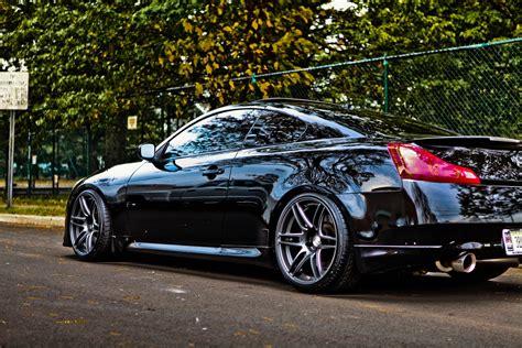 custom infiniti g37 coupe infiniti g37 berk magnaflow topspeed avant garde m368