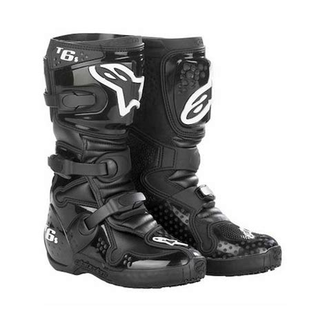 youth motocross boots closeout alpinestars youth tech 6s boots revzilla