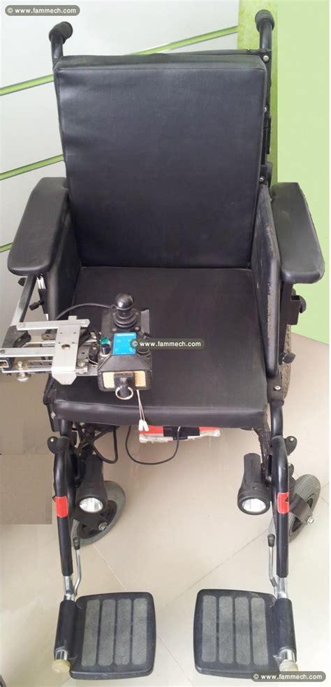 chaise roulante occasion bonnes affaires tunisie mat 233 riel pro chaise roulante