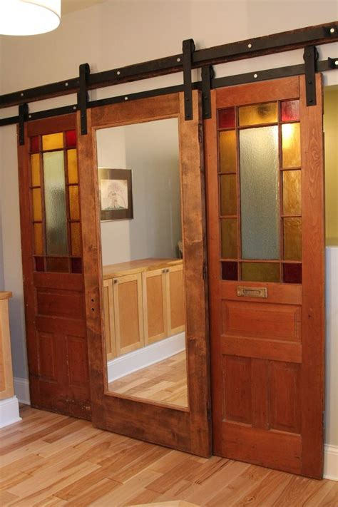 Barn Door Designs Pictures Sliding Barn Doors Between Kitchen And Living Room Kitchen