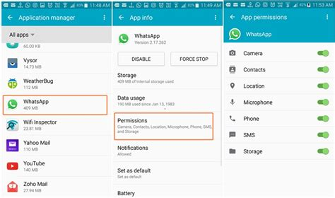 reset android notifications whatsapp notifications not working on android here s how
