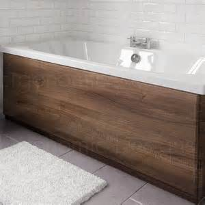 ergonomic designs wood end bath panel 700mm edpan123 ebay