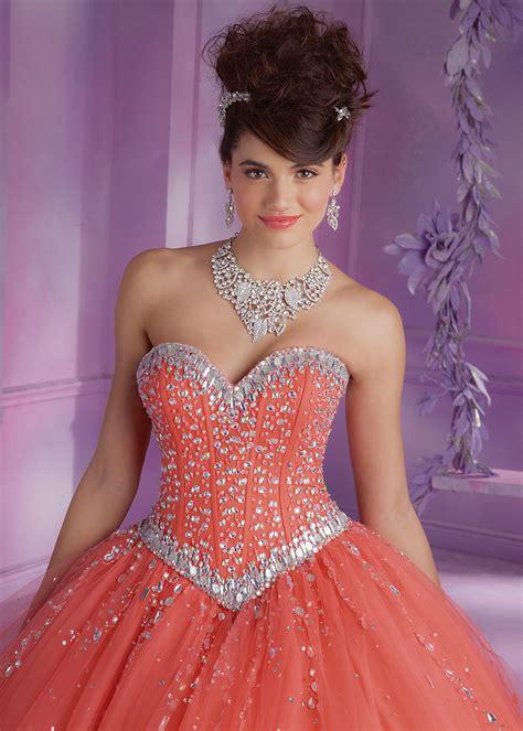 vestidos de 15 color salmon umagenes moda de 15 a 241 os 187 elegantes vestidos de color salm 243 n de xv 4