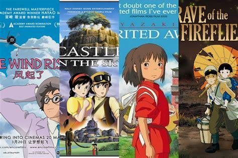 studio ghibli movies best hayao miyazaki studio ghibli movies to see before you