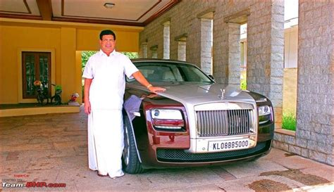 roll royce kerala rolls royce car owners in kerala pleasant to my