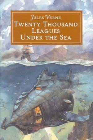 twenty thousand leagues the sea book report twenty thousand leagues the sea sci fi books