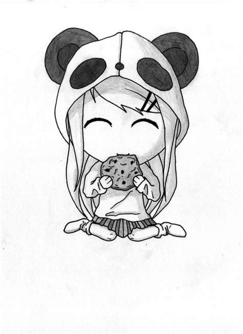 panda mangas panda drawing beautiful chibi