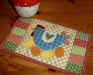 free mug rug patterns get on trend with quilted mug rugs