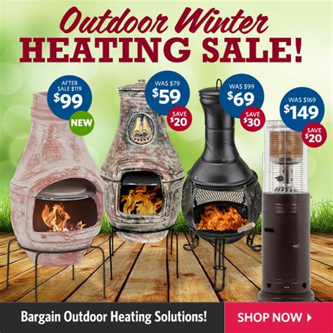 Clay Chiminea Pizza Oven Dealsdirect Eofy Outdoor Heating Deals Intro Offer