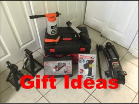 christmas gift ideas for car guys youtube