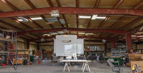 2 bedroom trailer space craft rv factory tour custom 5th wheels made to order roads less traveled