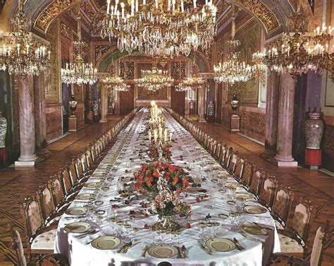 royal dining room 30 incredible interior pictures of royal palace of madrid