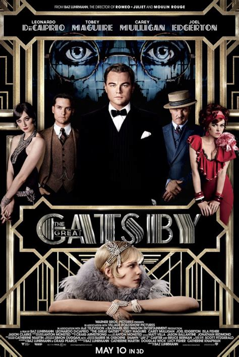 the great gatsby images the great gatsby trailer 3 business insider