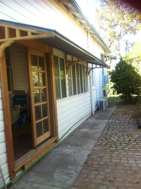 awning   french doors  sun room