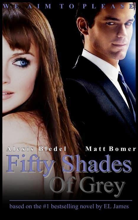 Film Fifty Shades Of Grey Bercerita | 50 shades of grey movie poster matt bomer www pixshark