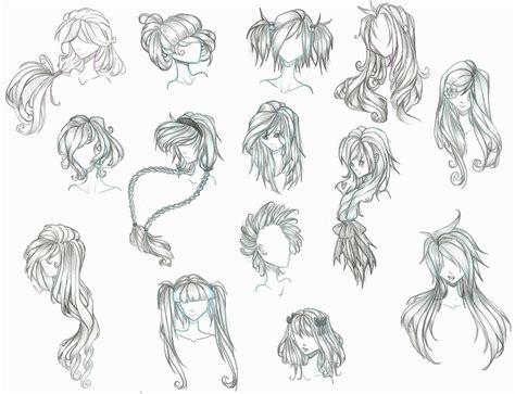 anime hair anime girl long hairstyles hairstyles ideas