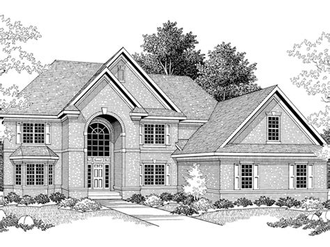 traditional luxury house design house design and harfleur traditional luxury home plan 051s 0040 house