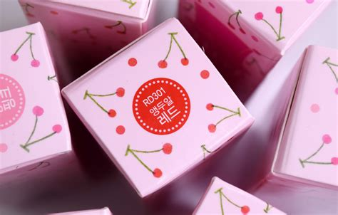 Etude House Fresh Cherry Tint Rd301 etude house fresh cherry tint review