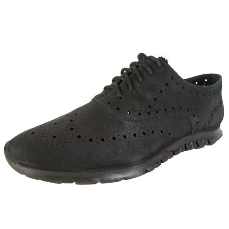 cole haan wingtip oxford shoes cole haan zerogrand wingtip oxford lace up shoe